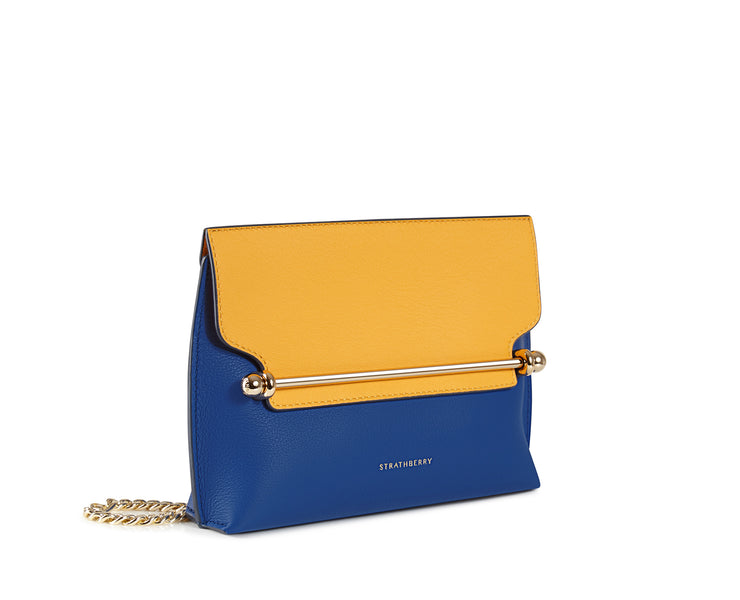Stylist Mini - Cobalt/Blossom Yellow