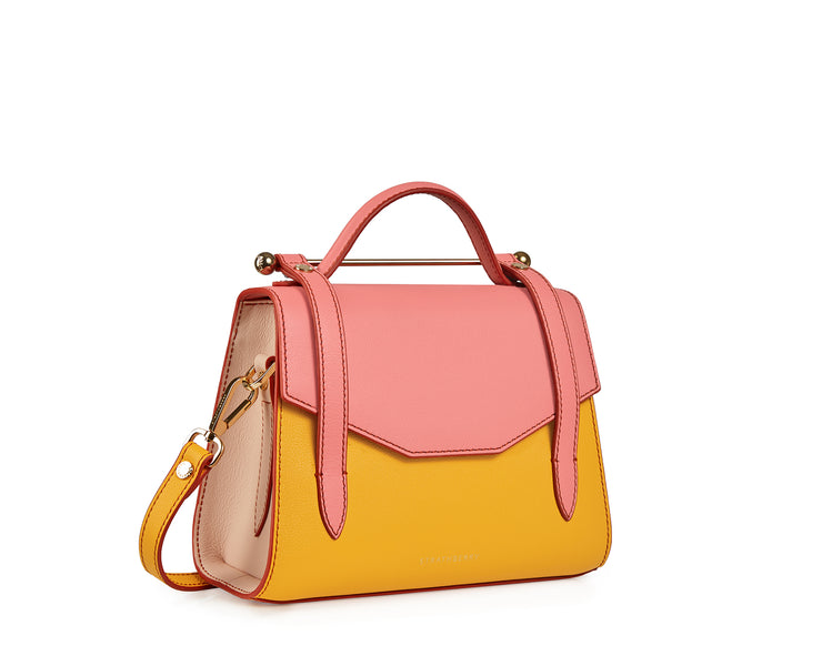 Allegro Mini - Blossom Yellow/Salmon/Soft Pink
